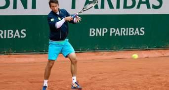 Стаховский с победы начал выступление на Roland Garros-2019