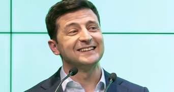 Зеленский рассказал, каким будет первый указ