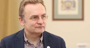 """Объединение """"Самопомич"""" поддерживает досрочные выборы парламента, – Садовый"""