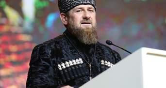 Кадиров образився на Зеленського через заяву про повернення Криму