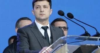 Зеленский предлагает снизить проходной барьер в Раду