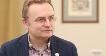 Садовый поддержал решение о созыве ВР на последнее внеочередное заседание перед роспуском