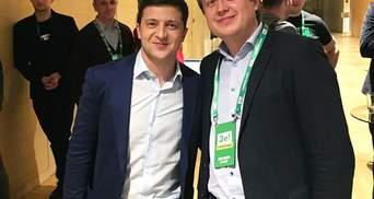 Зеленський призначив представником президента в Кабміні Андрія Геруса