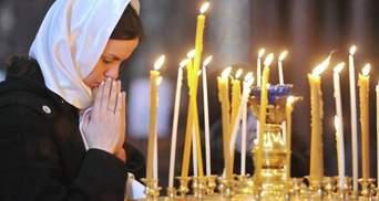 Сколько в Украине православных христиан: результаты опроса