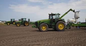"""Группа компаний """"Укрлендфарминг"""" засеяла яровыми зерновыми 85% запланированных площадей"""