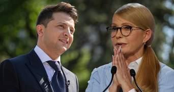 """""""Слуга народа"""" будет сотрудничать с """"Батькивщиной"""" Тимошенко: на каких условиях и с кем еще"""