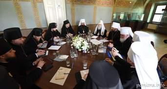 Православная церковь Украины поддерживает предстоятеля Епифания, – Синод