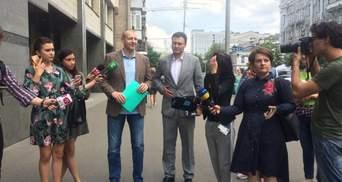 Нардепы обжаловали в Конституционном суде указ Зеленского о роспуске Рады