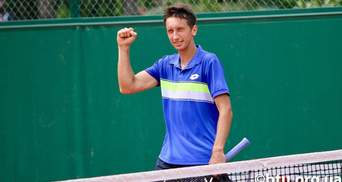 Украинец Стаховский сенсационно сыграет на Roland Garros, хотя не прошел квалификацию