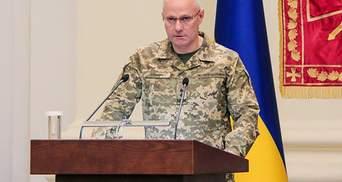 Новий начальник Генштабу оцінив можливість відкритого вторгнення Росії на Донбас