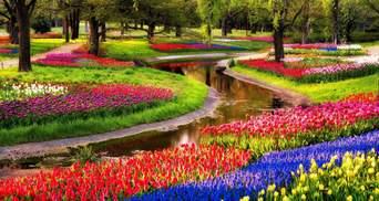 Топ-5 найкрасивіших парків Європи
