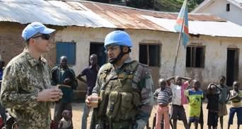 Украинские миротворцы: какую задачу выполняли в Конго