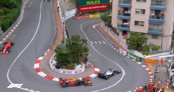 Хэмилтон выиграл гран-при Монако, Ферстаппен потерял место на подиуме из-за штрафа: фото и видео