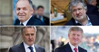 Как и на чем зарабатывают топовые украинские олигархи: скандальные схемы