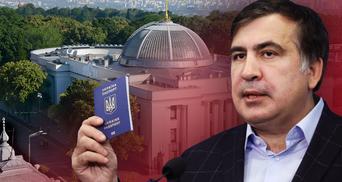 Саакашвили возглавил Комитет реформ: самые интересные факты из биографии политика