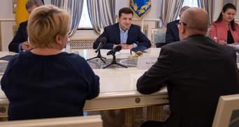 Зеленский встретился с представителями МВФ: о чем говорили и о чем договорились стороны