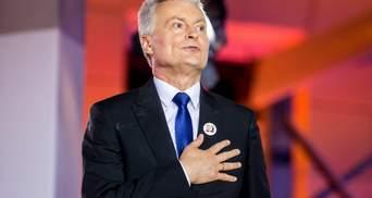 Якої політики дотримуватиметься Литва щодо України та Росії: заява новообраного президента