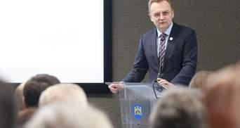 Штурм Львовского городского совета: появилась резкая реакция Садового