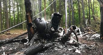 Катастрофа вертолета Ми-8 на Ровненщине: имена погибших военных