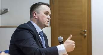 Холодницький знищує десятки скандальних справ, – Шабунін