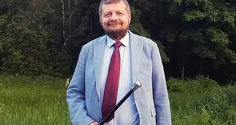 Мосийчук создает собственную партию и идет в Раду как мажоритарщик