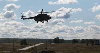 После катастрофы вертолета Ми-8 в Ровненской области запретили полеты