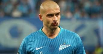 """Он любит свою страну, настоящий украинец, – игрок """"Зенита"""" про Ракицкого"""