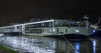 Аварія судна в Будапешті й арешт українця: з'явилося перше рішення суду