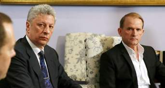 В партийном списке Бойко и Медведчука нашлось место сепаратисту