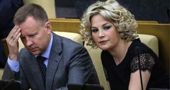 Вбивство Вороненкова: Максакова наполягає, що замовив злочин друг сім'ї