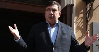 Повернення Саакашвілі: чому це вирок генпрокурору Луценку