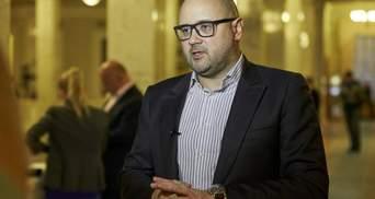 DCH Ярославського просить позбавити Святаша недоторканності і притягнути до відповідальності