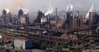 Яка доля чекає металургійні комбінати Маріуполя?