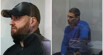 """Суд відпустив з-під варти двох ймовірних організаторів вбивства Віталія Олешка """"Сармата"""""""