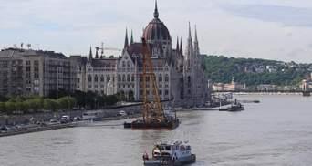 Авария катера в Будапеште: арестованный украинец ранее протаранил судно в Нидерландах
