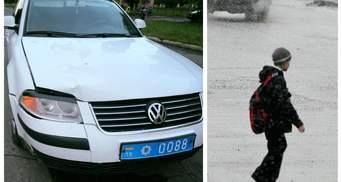 Авария в Конотопе с авто полиции: ребенку пришлось удалить селезенку