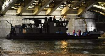 Аварія катера в Будапешті: арештованого українського капітана допитали
