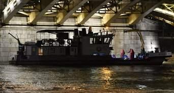 Авария катера в Будапеште: арестованного украинского капитана допросили