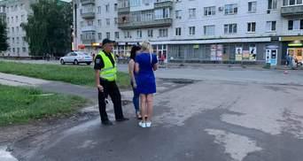 Авто поліції збило дитину в Конотопі: водієві обрали запобіжний захід