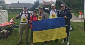 """Чотири """"золота"""" завоювали українські ветерани на міжнародних змаганнях у Шотландії"""
