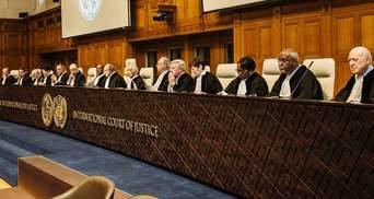 В Гааге началась неделя слушаний о нарушении РФ морской Конвенции ООН