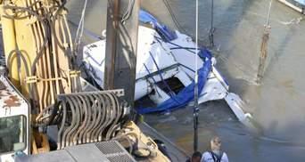 Авария катера в Будапеште: нашли тела еще 4 погибших