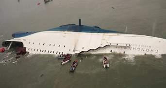 Аварія судна в Будапешті: арештованого українського капітана відпустили