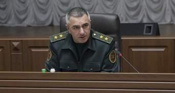 Зеленський призначив Миколу Балана командувачем Нацгвардії України