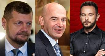 Топ-3 одіозних мажоритарників на парламентських виборах-2019