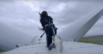 """Всемирная премьера видеоинновации от Русланы – """"Wind Energy. Endless"""""""