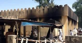В Нигерии дети подорвали себя среди толпы: погибли 30 человек