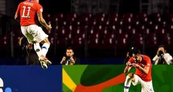 Копа Америка: сборная Чили в ярком стиле разгромила Японию (видео)
