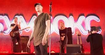 """""""Бумбокс"""" вирушає у наймасштабніший тур Україною: дати концертів"""