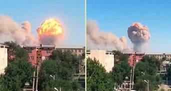 Вибухи боєприпасів у Казахстані: кількість загиблих і постраждалих зросла – фото та відео
